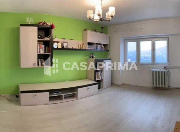 65000 euro!Apartament 3 camere, 2 bai, bloc pe cadre, la bulevard, Dacia  - imaginea 1