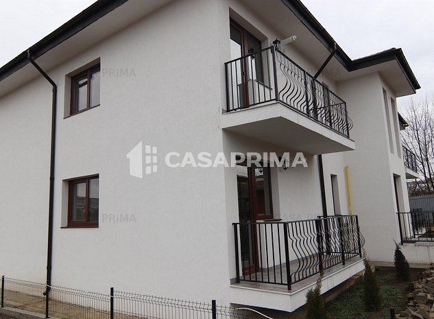 OFERTA!!Apartament 3 camere, parter inalt, BLOC NOU, 61 mp, Bucium-Visan - imaginea 1