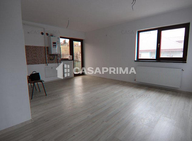 NOU! Apartament 3 camere, 61 mp, loc parcare, ETAJUL 1, Bucium-Visan - imaginea 1