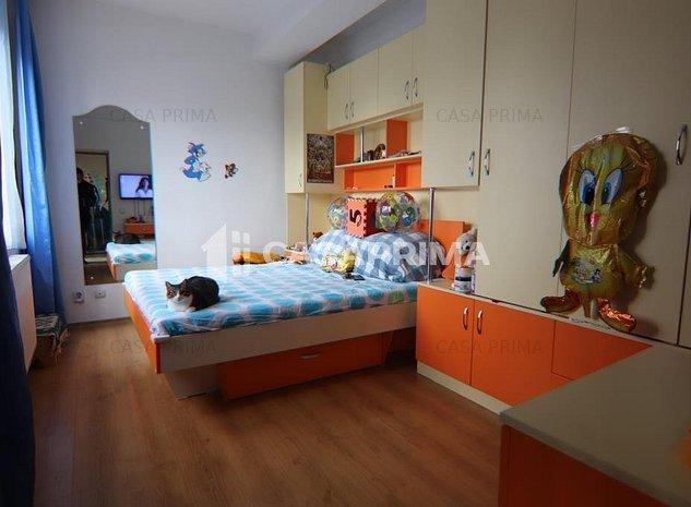 FOTO REALE! Apartament 2 camere 58 mp, loc parcare intabulat, boxa, T. Neculai - imaginea 1