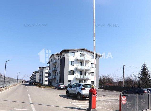 Apartament 1 camere decomandat, 38 mp, balcon, Bloc Nou Cug, statie transport - imaginea 1