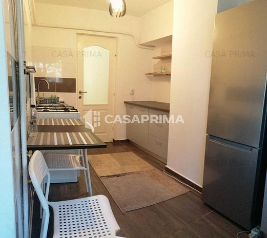 Apartament 1 cameră zona Gara-Mc Donald's-5 mn distanță Copou/modern!! - imaginea 1