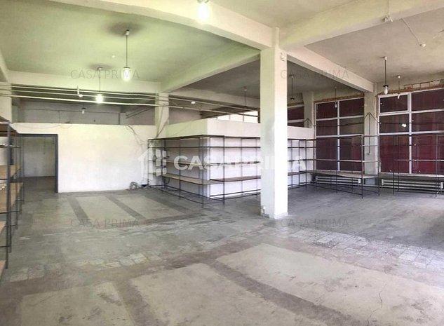 Spațiu comercial Nicolina-Podu Roș/ 380 mp-pretabil pentru orice activitate! - imaginea 1