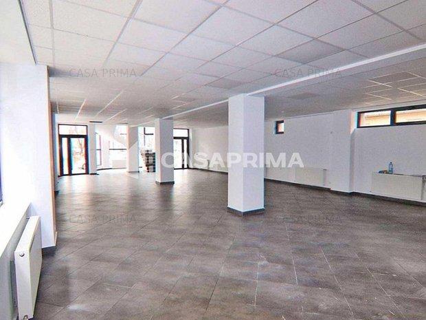 Clădire de birouri construcție nouă/ Podu Roș-Nicolina prima stație/220 mp!! - imaginea 1