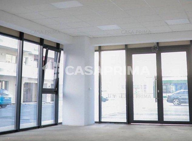 Spațiu comercial Tudor Vladimirescu-Iulius Mall- complex rezidențial/110,49 mp! - imaginea 1