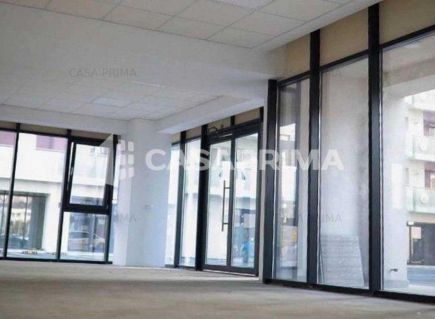Spațiu comercial Tudor Vladimirescu-Iulius Mall/complex rezidențial/120,34mp! - imaginea 1