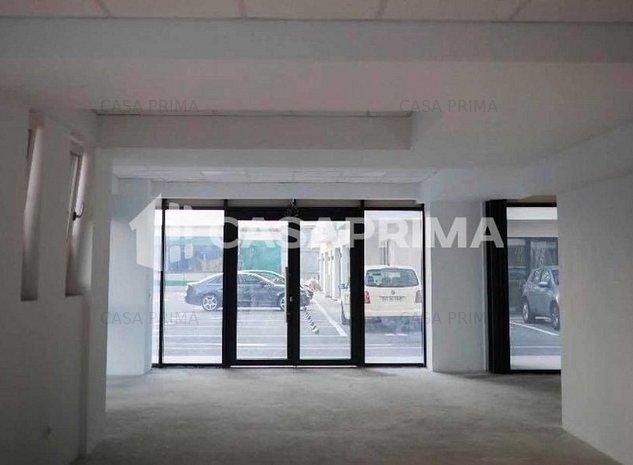 Spațiu comercial Tudor Vladimirescu-Iulius Mall/complex rezidențial-103,62mp! - imaginea 1