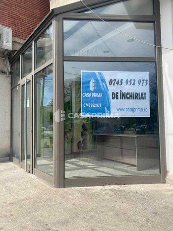 Spațiu comercial Dacia-106 mp/exact la bulevard/vad+vitrină!! - imaginea 1