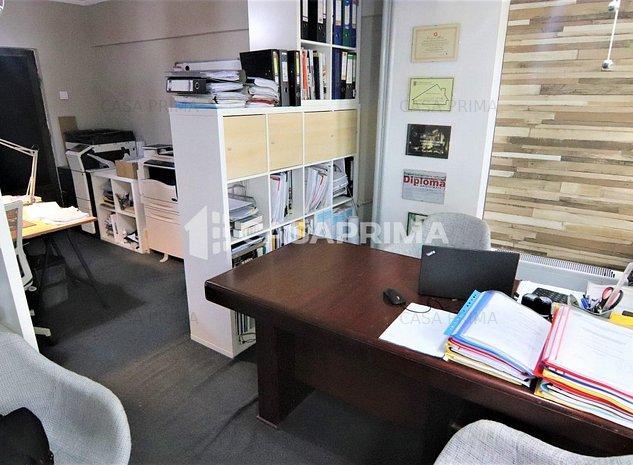 Spațiu comercial Copou, pretabil birouri-240 euro!! - imaginea 1