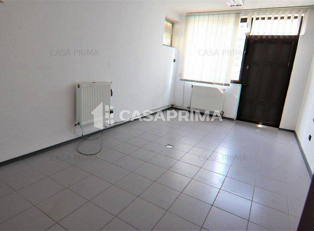 Spațiu de birouri-20 mp + grup sanitar- Tg. Cucu, parter!! - imaginea 1