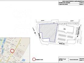 Teren construcţii de vânzare sau de închiriat în Targu-Jiu, Lotrului