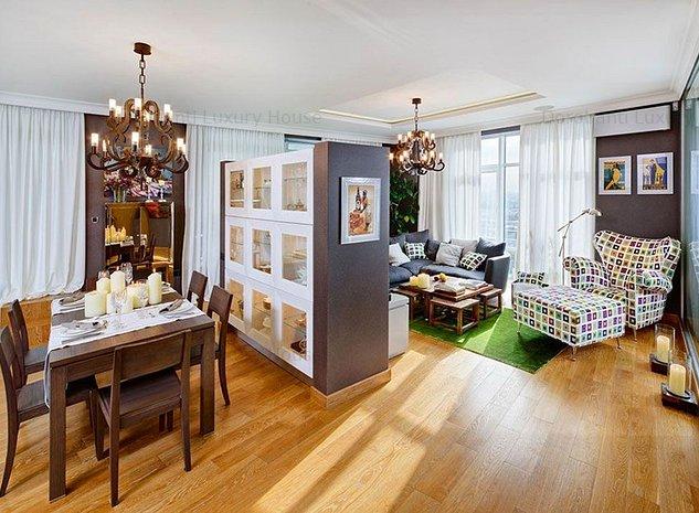 Studio Dorobanti Capitale I Luxury property I excelenta investitie - imaginea 1