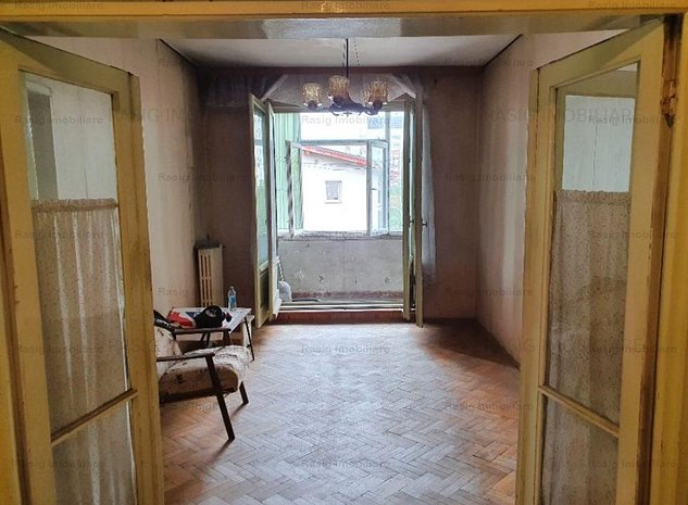 3 camere zona Grivitei - Podul Grant - imaginea 1