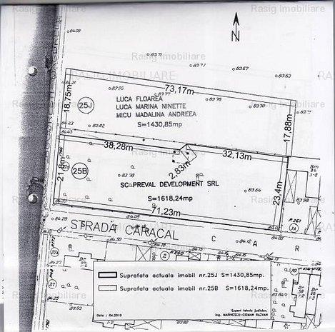 Teren liber de constructii vanzare-inchiriere - imaginea 1