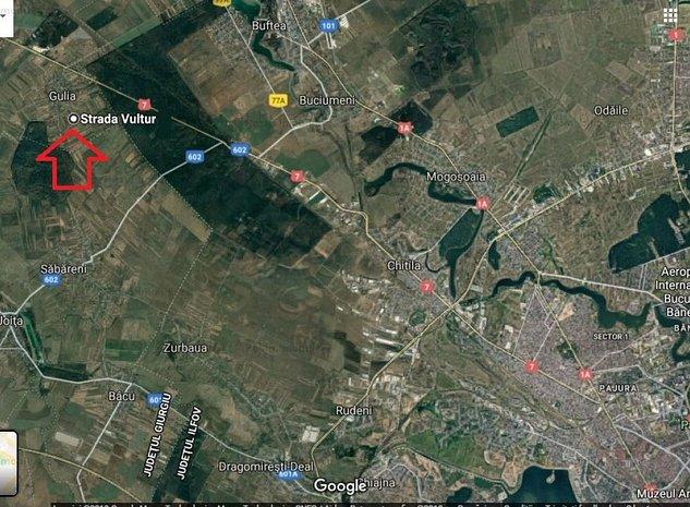 Teren zona Tartasesti - Gulia - imaginea 1