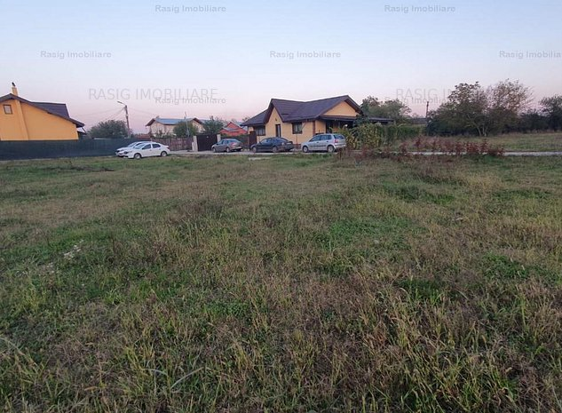 Vanzare teren intravilan, central, Magurele/Darasti, Ilfov, 650mp, asfalt. - imaginea 1
