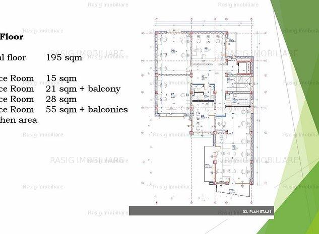Spatii de birouri zonaTitulescu -Pta Victoriei - imaginea 1