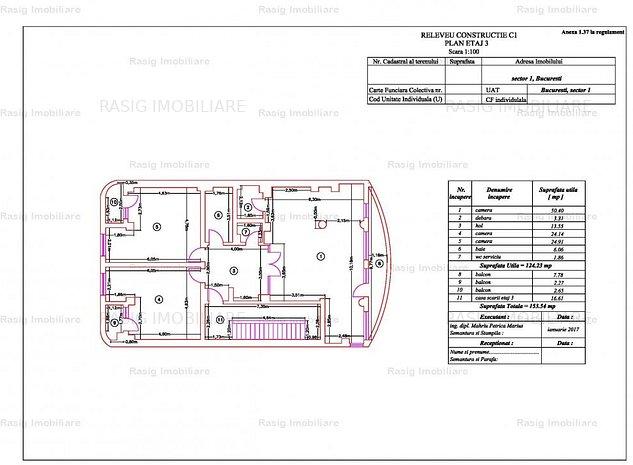 Cladire de birouri zona 1Mai -Expozitiei - imaginea 1