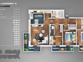 Apartament de vânzare 4 camere, în Bucureşti, zona Metalurgiei