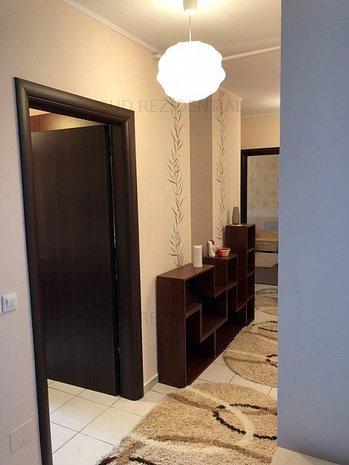 Apartament 3 camere , et 2 , confort 1 complet mobilat si utilat ,2 bai ,3 Ac . - imaginea 2