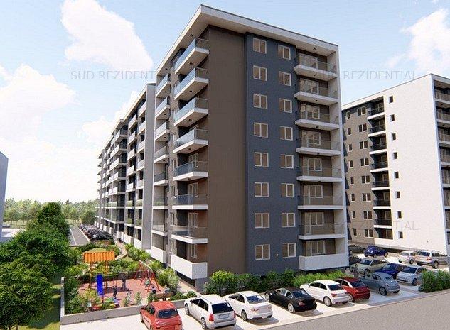 Metalurgiei stradal, apartament nou decomandat, cu 2 camere - imaginea 1