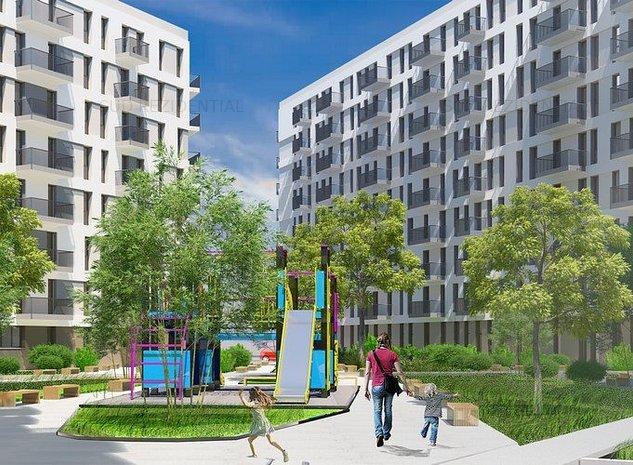 Apartament 3 camere Metalurgiei Park - 1 minut RATB - imaginea 1