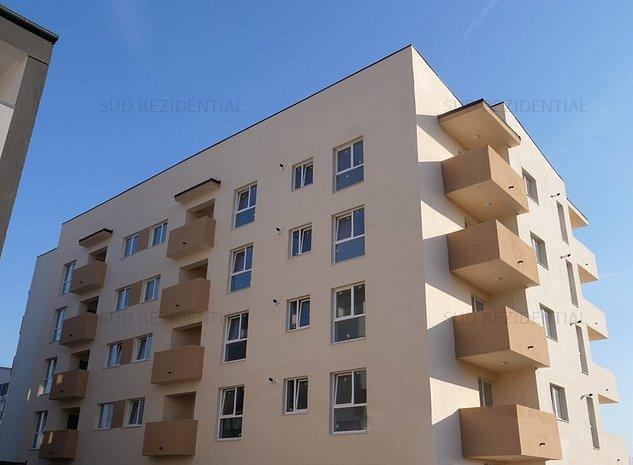 Bracoveanu - capat - apartament 2 camere decomandat - imaginea 1