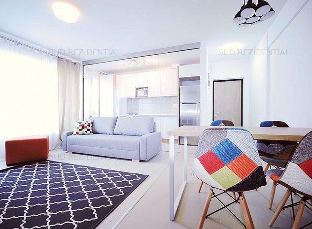 Apartament cu 3 camere, bloc construit, parcare proprie, mutare imediata - imaginea 1