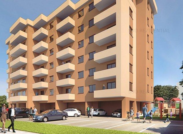 Apartament spatios,disponibil,zona Carrefour Grand Arena sector 4 Bucuresti - imaginea 1
