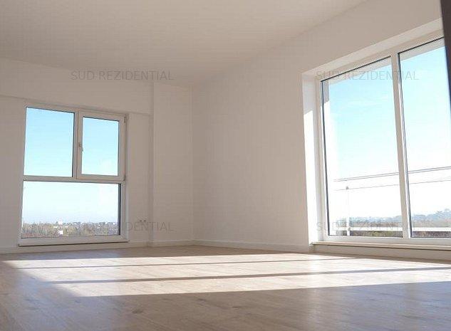 Proprietar,3 camere,etaj 2/10,nou,88 mp,metrou Pipera. - imaginea 1