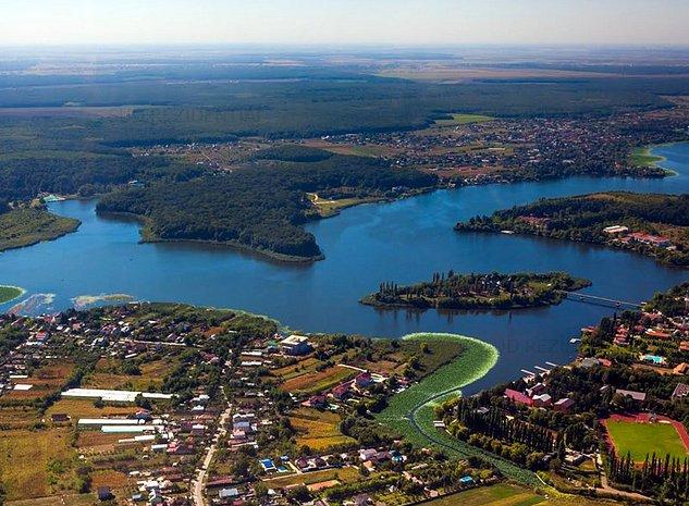 Teren vanzare lac Snagov - Silistea Snagovului - deschidere lac - imaginea 1