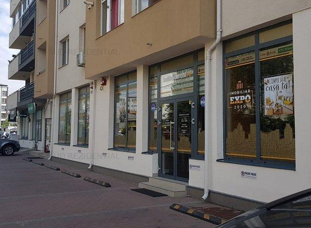 Spatiu comercial, stradal, Metalurgiei, Drumul Binelui - imaginea 1