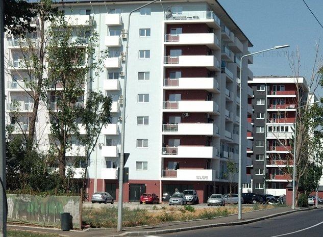 Bd Metalurgiei, stradal, spatiu comercial Kristal Residence - imaginea 1