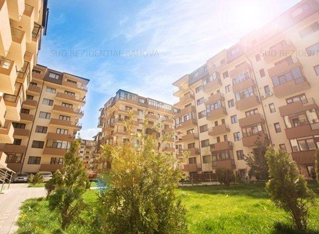 Apartament 2 camere, decomandat, complex rezidential, Rahova - imaginea 1