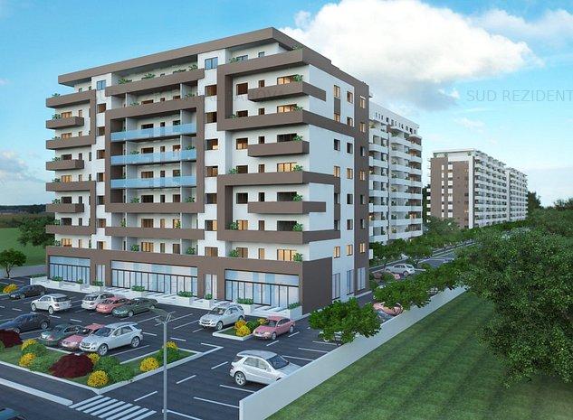 Apartament 4 camere,94 mp,etaj 3,Rahova-Sos. Salaj - imaginea 1