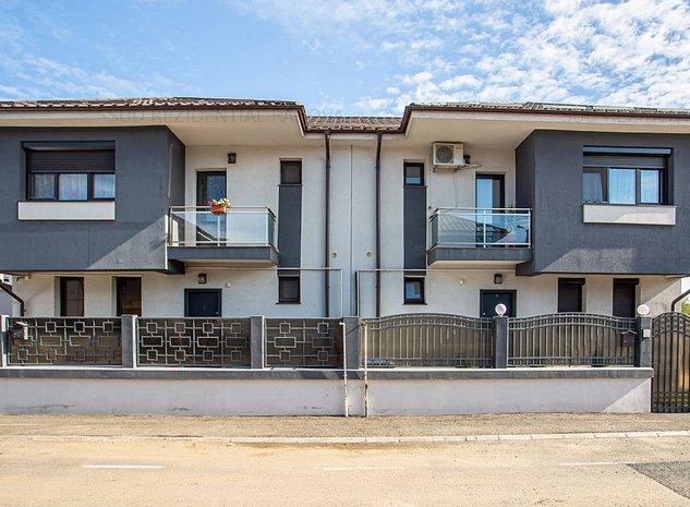 Vila 4 camere tip duplex str. Iederei- Bragadiru - imaginea 1