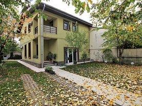 Casa de închiriat 6 camere, în Bucuresti, zona Barbu Vacarescu