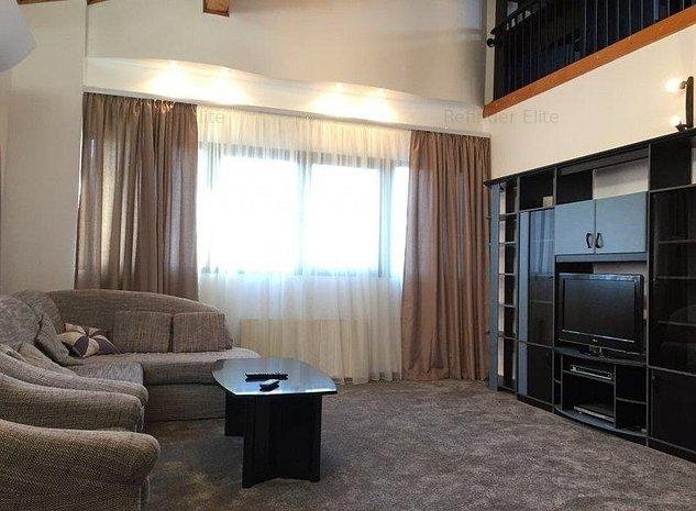 Inchiriere apartament 3 camere - Floreasca - imaginea 1
