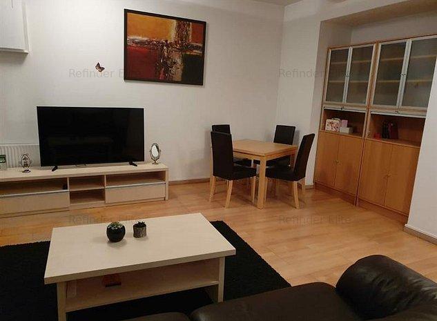 Inchiriere apartament 3 camere Piata Romana - imaginea 1