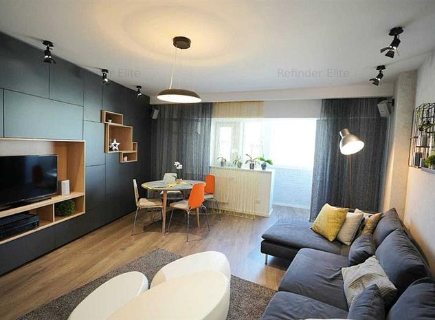 Inchiriere apartament 3 camere, lux - Banu Manta/Piata Victoriei - imaginea 1