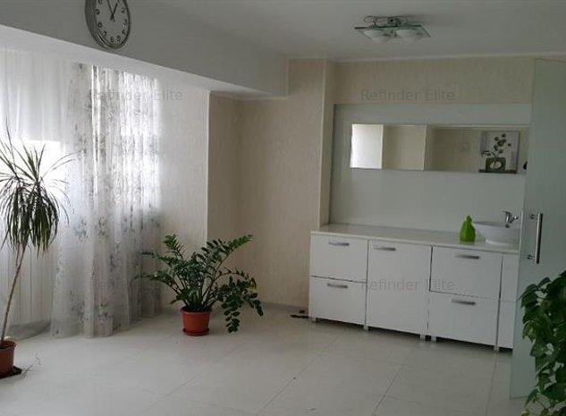 Inchiriere apartament 4 camere   Decebal   ideal ca spatiu de birouri - imaginea 1