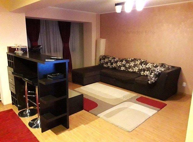 Vanzare 3 Camere Dna Ghica Rond | bloc reabilitat | mobilat & utilat | moderniza - imaginea 1