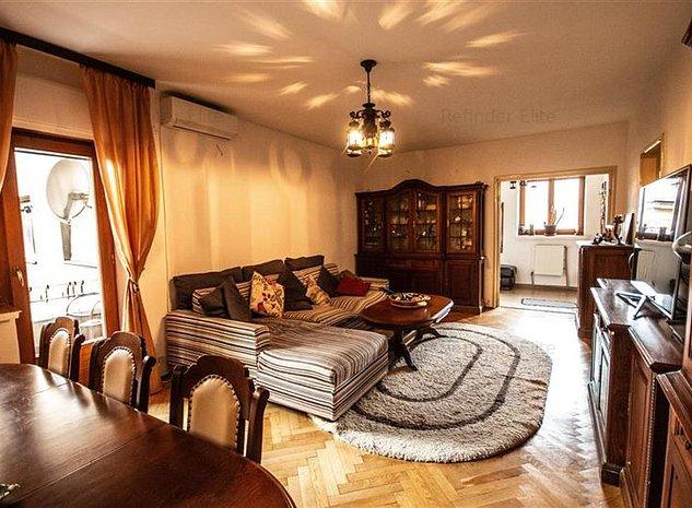Vanzare 3 camere | Unirii - Traian | Calea Calarasilor | et1 | 96 mp | centrala - imaginea 1
