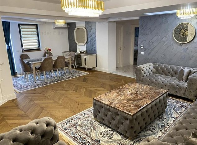 Apartament 3 camere | 110 mp utili + 60mp terasa, curte | Bloc 2020 - imaginea 1