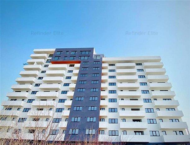 2 camere - Casa Presei Residence - Finisat - imaginea 1