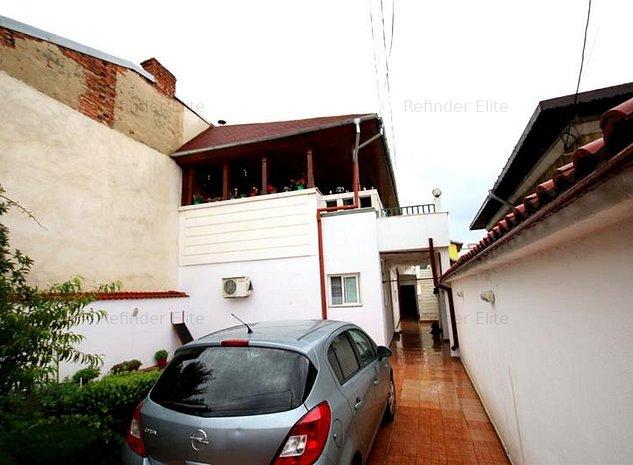 Vanzare vila Barbu Vacarescu - Tei, Bucuresti - imaginea 1