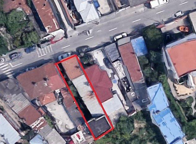 Vanzare casa cu teren Calea Calarasilor - Delea Veche, Bucuresti - imaginea 1