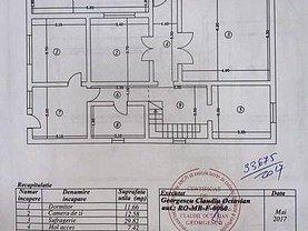 Casa de vânzare 5 camere, în Bucureşti, zona Apărătorii Patriei