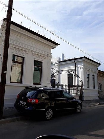 Vanzare 2 vile Titulescu - Basarab | teren 200 mp | imobile inchiriate - preluar - imaginea 1