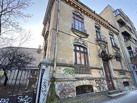 Casa de vânzare 10 camere, în Bucureşti, zona Ştirbei Vodă